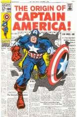 Captain America (1968-1996) #109 Variant B: 1994 Marvel Vintage Pack Reprint