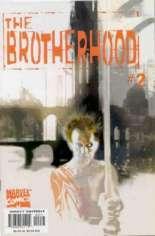 Brotherhood (2001-2002) #2 Variant A