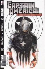 Captain America: Dead Man Running #3