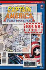 Captain America: Sentinel of Liberty (1998-1999) #1 Variant B: Rough Cut Edition