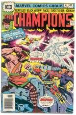 Champions (1975-1978) #6 Variant B: 30 Cent Variant