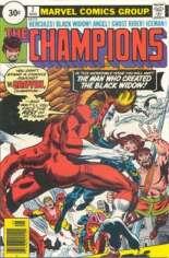 Champions (1975-1978) #7 Variant B: 30 Cent Variant