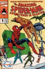 Amazing Spider-Man: Adventures in Reading (1990) #1 Variant D: Giant Foods Variant; Jungle Book Cover