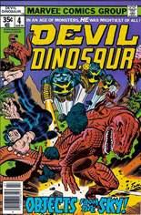 Devil Dinosaur (1978) #4