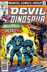 Devil Dinosaur (1978) #6 Variant A