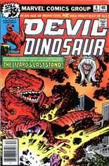 Devil Dinosaur (1978) #9