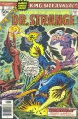 Doctor Strange (1974-1987) #Annual 1