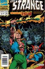 Doctor Strange, Sorcerer Supreme (1988-1996) #Annual 3 Variant A: Newsstand Edition; Not Polybagged