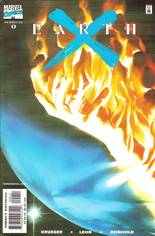 Earth X (1999-2000) #0 Variant B: 2nd Printing