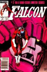 Falcon (1983-1984) #2 Variant A: Newsstand Edition