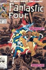 Fantastic Four (1961-1996) #347 Variant C: 2nd Printing; Bronze Cover
