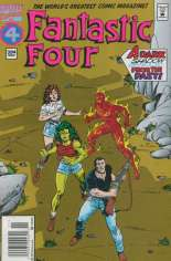 Fantastic Four (1961-1996) #394 Variant A: Newsstand Edition