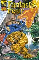 Fantastic Four (1998-2011) #.5: Wizard Giveaway