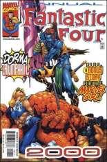 Fantastic Four (1998-2011) #Annual 2000