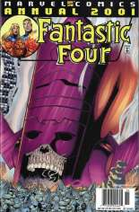 Fantastic Four (1998-2011) #Annual 2001 Variant A: Newsstand Edition