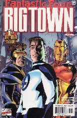 Fantastic Four: Big Town (2001) #1
