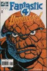 Fantastic Four Unplugged (1995-1996) #1