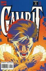 Gambit (1993-1994) #4 Variant B: Direct Edition