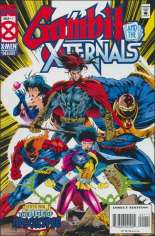 Gambit and the X-Ternals (1995) #1 Variant B: Direct Edition