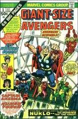 Giant-Size Avengers (1974-1975) #1