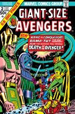 Giant-Size Avengers (1974-1975) #2