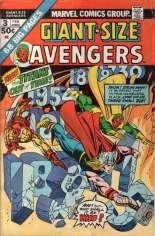 Giant-Size Avengers (1974-1975) #3