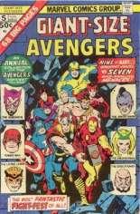 Giant-Size Avengers (1974-1975) #5