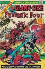 Giant-Size Fantastic Four (1974-1975) #3