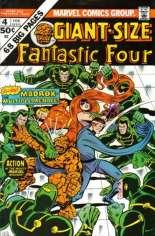 Giant-Size Fantastic Four (1974-1975) #4