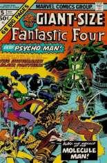 Giant-Size Fantastic Four (1974-1975) #5