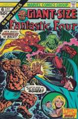 Giant-Size Fantastic Four (1974-1975) #6