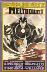 Havok and Wolverine: Meltdown (1989) #1