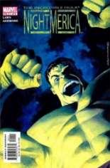 Hulk: Nightmerica (2003-2004) #1 Variant A