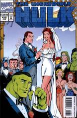 Incredible Hulk (1968-1999) #418 Variant B: Direct Edition; Standard Cover