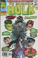 Incredible Hulk (1968-1999) #-1 Variant A: Tombstone Cover