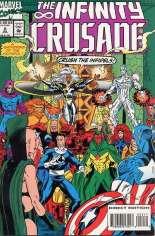 Infinity Crusade (1993) #2 Variant B: Direct Edition