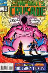 Infinity Crusade (1993) #3 Variant B: Direct Edition