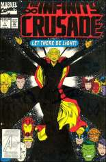 Infinity Crusade (1993) #1 Variant C: DF Signed Edition