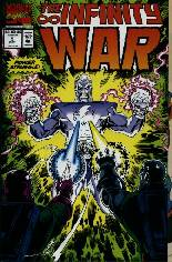 Infinity War (1992) #5: Gatefold Cover