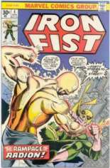 Iron Fist (1975-1977) #4 Variant B: 30 Cent Variant