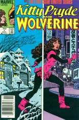 Kitty Pryde and Wolverine (1984-1985) #1 Variant A: Newsstand Edition