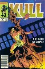 Kull the Conqueror (1983-1985) #5