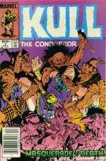 Kull the Conqueror (1983-1985) #7