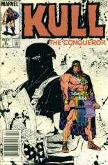 Kull the Conqueror (1983-1985) #8