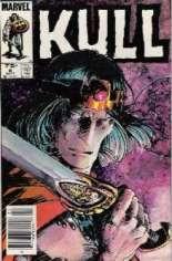 Kull the Conqueror (1983-1985) #9
