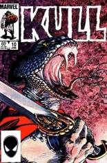 Kull the Conqueror (1983-1985) #10