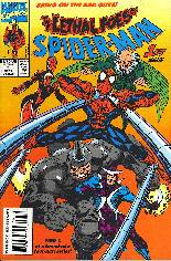 Lethal Foes of Spider-Man (1993) #1 Variant B: Direct Edition