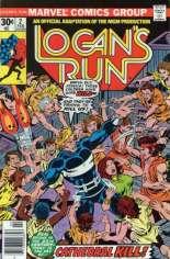 Logan's Run (1977) #2 Variant A