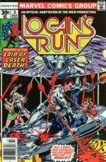 Logan's Run (1977) #3 Variant A