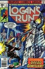 Logan's Run (1977) #4 Variant A